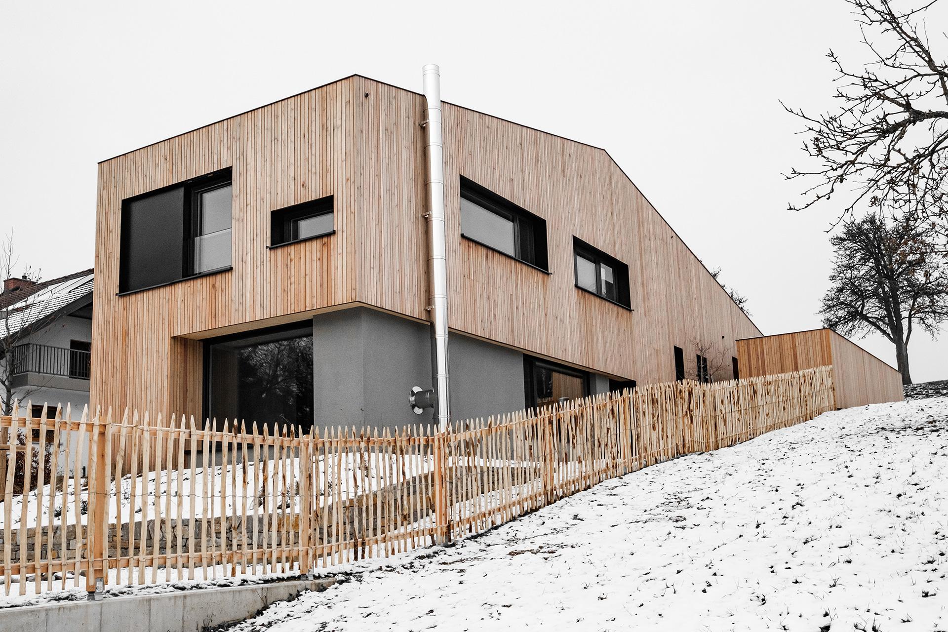 Einfamilienhaus Breitwieser