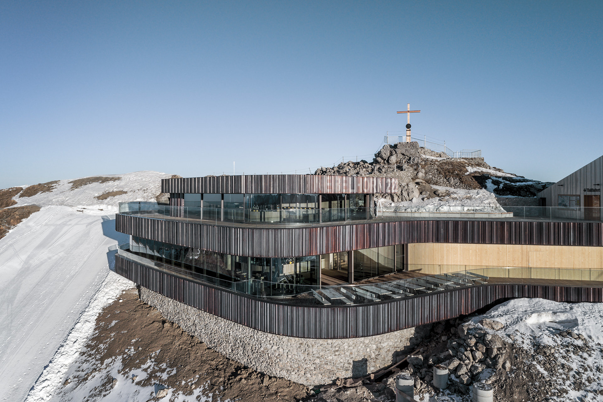 Gipfelrestaurant Nebelhorn 2224 Oberstdorf
